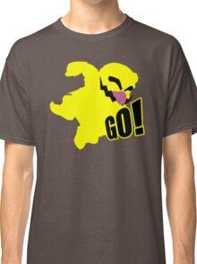 Wario GO Classic T-Shirt