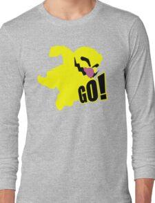 Wario GO Long Sleeve T-Shirt