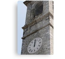 old steeple of the church Metal Print