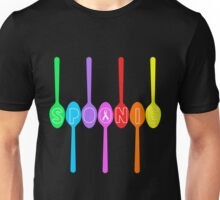 Spoonie Spoons Unisex T-Shirt