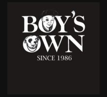 BOY'S OWN boys own by RudieSeventyOne