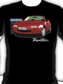 Mazda MX-5 red T-Shirt