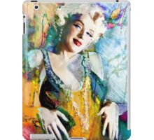 MM 126 yellow iPad Case/Skin