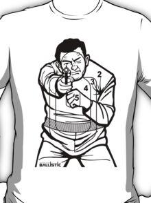 762Ballistic Target - The Thug T-Shirt