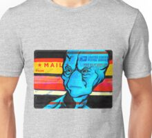 Illegal Alien Sticker Slap Unisex T-Shirt