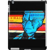 Illegal Alien Sticker Slap iPad Case/Skin