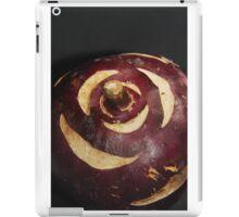 Kohlrabi  iPad Case/Skin