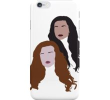 Allison and Lydia iPhone Case/Skin