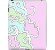 Pastel Clouds iPad Case/Skin
