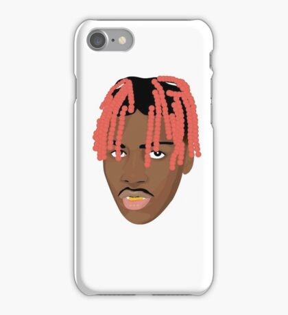Lil Yachty Vector iPhone Case/Skin