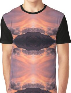 Above As Is Below Graphic T-Shirt
