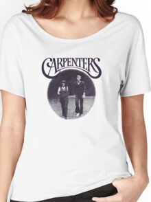 "Carpenters, Karen and Richard 1972 ""Sing"" design Women's Relaxed Fit T-Shirt"