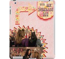 My Teenwolfed Valentine [Dance With Me, Dumbass] iPad Case/Skin