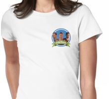 Hale Yeah Insignia [Small Logo] Womens Fitted T-Shirt