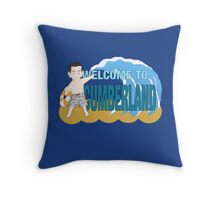 WELCOME TO CUMBERLAND Throw Pillow