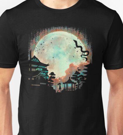 Spirited Night Unisex T-Shirt