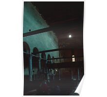 Nave to Apse and altar S Maria Assunta Torcello Venice Italy 19840730 0030 Poster