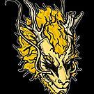 Dragon Head by LovelessDGrim