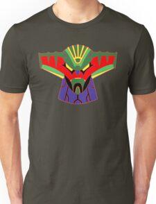 Robot  D'acciaio Color Unisex T-Shirt