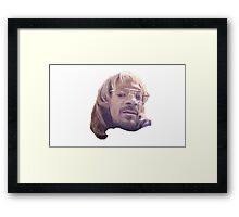 Snoop dogg Todd Framed Print