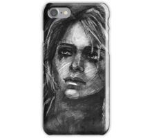 Ciri from Witcher  iPhone Case/Skin