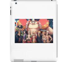 One Piece Family 2014 Logo  iPad Case/Skin