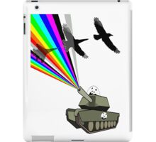 change fighters into birds iPad Case/Skin