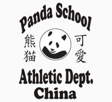 Athletic Panda T-Shirt