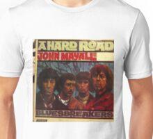 A Hard Road, John Mayall Bluesbreakers, Peter Green Unisex T-Shirt