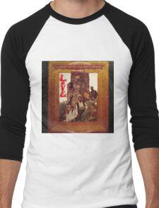 Love, Da Capo, Psych, Psychedelic Rock lp Men's Baseball ¾ T-Shirt