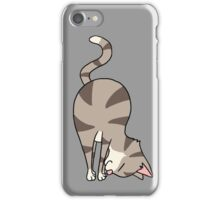 Funny Cat Yoga Rag Doll Positions Hatha Gift T-Shirt iPhone Case/Skin