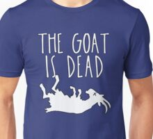 The Goat is Dead Chicago Baseball Unisex T-Shirt