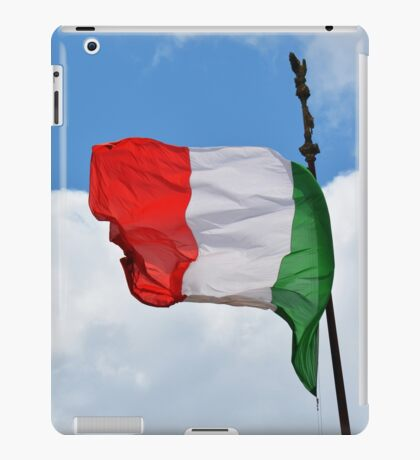Italian Pride iPad Case/Skin