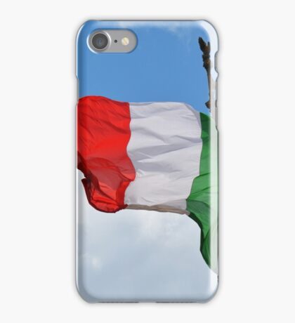 Italian Pride iPhone Case/Skin