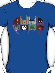 Bat Villains T-Shirt
