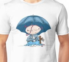 SADNESS SNUGGLE Unisex T-Shirt