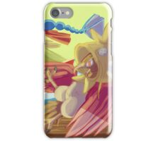 Flying-type Fish Festival iPhone Case/Skin