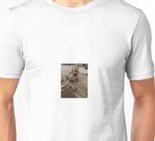 Stone Sculpture of york man Unisex T-Shirt