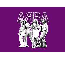Wonderful ABBA LIVE exclusive design (Australia 77') - Color Variation Photographic Print
