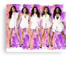 Fifth Harmony Spalsh! Canvas Print