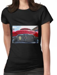 Red Zephyr Ute Front Womens Fitted T-Shirt