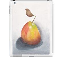 Pear-son iPad Case/Skin