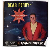 Dear Perry- The Perry Como Show Poster