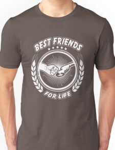 Horse best friends for life Tshirt Unisex T-Shirt