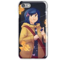 Coraline iPhone Case/Skin