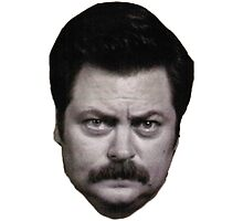 Parks and Recreation - Ron Swanson by martdude