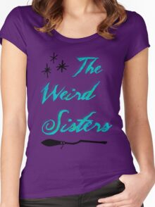 The Weird Sisters Women's Fitted Scoop T-Shirt