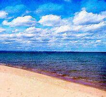 Shores of Lake Superior by perkinsdesigns