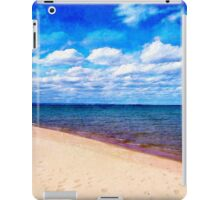 Shores of Lake Superior iPad Case/Skin