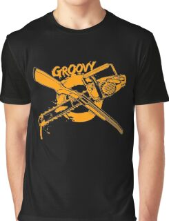 Grovy Graphic T-Shirt